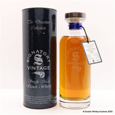 Scotch Whisky Auctions | The 113th Auction | Glenrothes