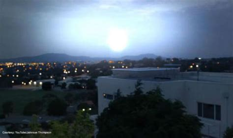 Mystery of 'UFO filmed emerging from space-time portal