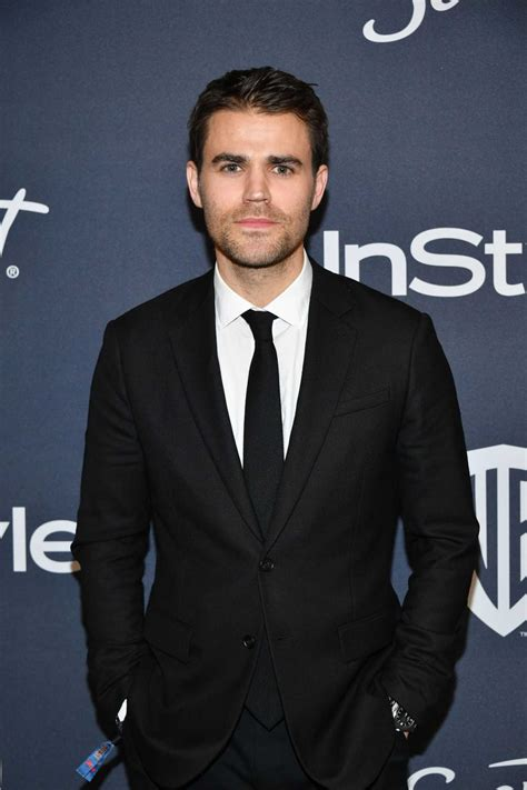 Paul Wesley Attends the 21st Annual Warner Bros and