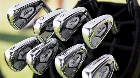 Titleist 718 Distance/Game-Improvement Irons Review with