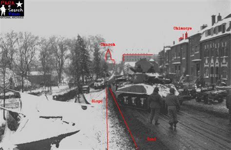 Bastogne Then and Now « Screaming Ducks Living History