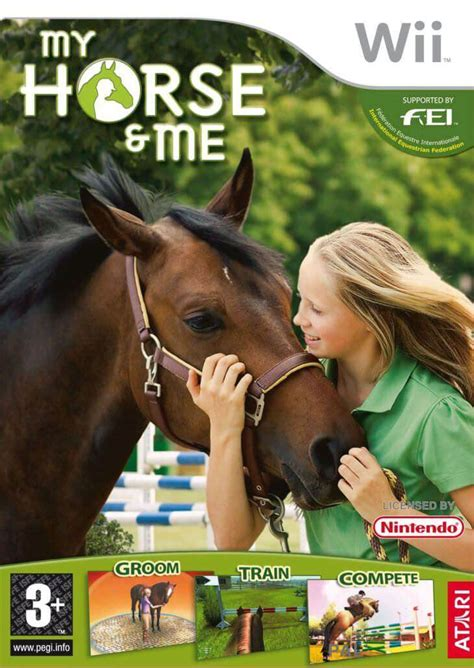 My Horse & Me - Wii   Review Any Game