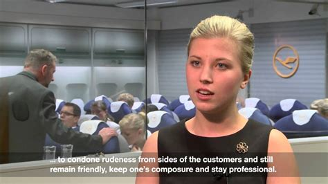 Flight Attendant with Lufthansa - Why is that many people