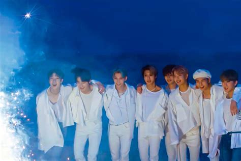 """Stray Kids Draw Up A Breathtaking Music Video For """"Blueprint"""""""