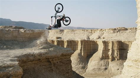Fabio Wibmer's New Edit on a New Bike Is on a New Level
