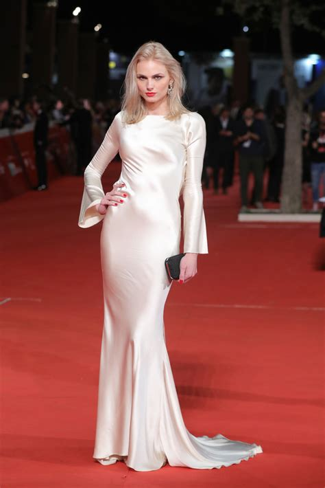Andreja Pejic Photos Photos - 'The Girl In The Spider's