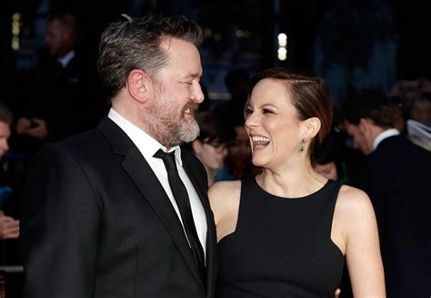 Guy Garvey and Rachael Stirling   See All the Stars Who