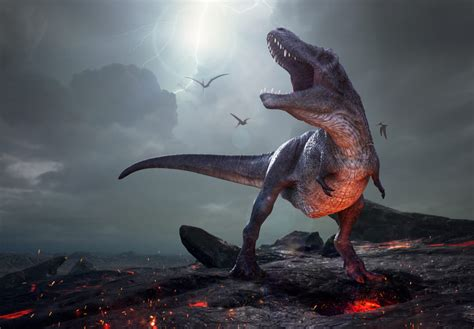 Dinosaurs Could Have Avoided Mass Extinction If the Killer