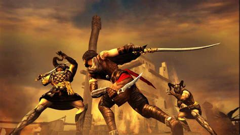Prince of Persia Warrior Within - PS2 - Games Torrents