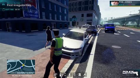 Police Simulator 18 Traffic Duty PC Preview Gameplay 60