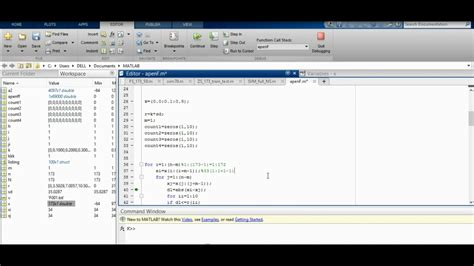 MATLAB Code for Approximation Entropy for EEG Signal - YouTube
