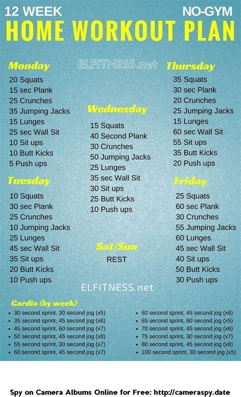 Body Building Workouts | At home workout plan, At home