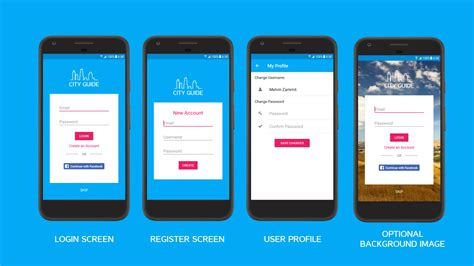 Ultimate City Guide App Template by neurondigital | CodeCanyon