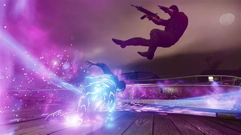 New Infamous: Second Son Screens in Glorious 1080p, Show