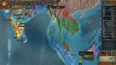The joy when your ally is a complete moron : eu4