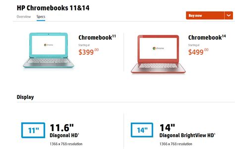 Mystery HP Chromebook Is Actually An HP Chromebook 11 Redesign