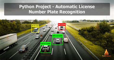 Python Project - Automatic License Number Plate
