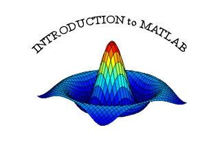 Introduction to MATLAB   MIT OpenCourseWare
