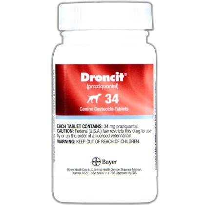 Droncit for Dogs and Cats - PetMedMart   Pet Pharmacy