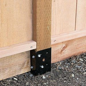 EZ spike – for installing fence posts without digging or