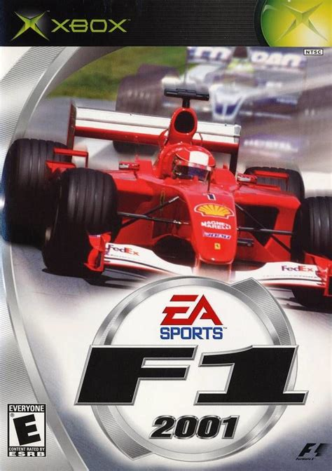 F1 2001 for Xbox (2001) - MobyGames