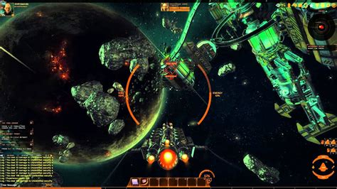 Let's try Entropy Sci Fi MMO Game Gameplay Combat & Trade