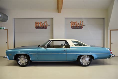 Oldsmobile Delta 88 Royale two-door Coupe 1974   Mel's