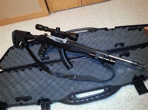Ruger 10/22 Accessories for Survival Readiness - SURVIVAL