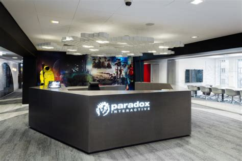 Paradox Interactive Offices - Stockholm - Office Snapshots