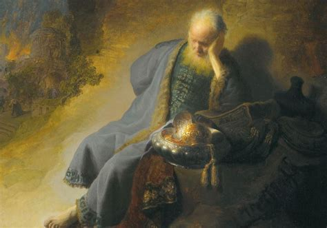 Just A Thought: On Jeremiah - TRENDING STORIES - Jerusalem