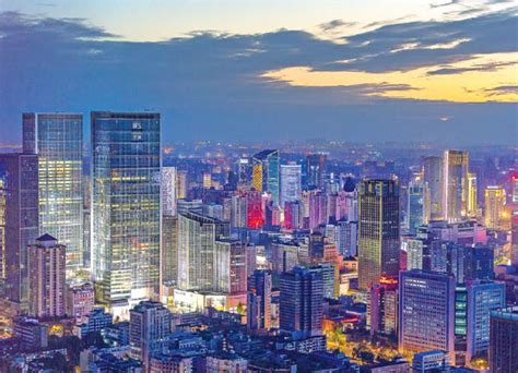 chengdu the capital city of sichuan province is set to