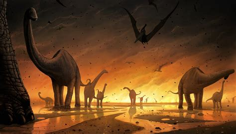 What Killed Dinosaurs: New Ideas About the Wipeout