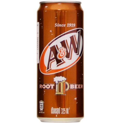 A&W Root Beer Drink