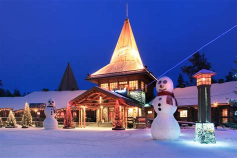 Take a MAGICAL trip to Lapland and visit the home of