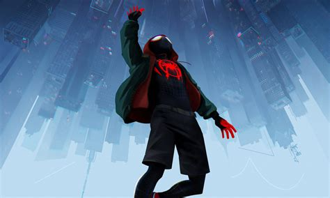 Sony Confirms 'Spider-Verse' at NYCC with Spidey Group