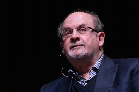 Salman Rushdie has an issue with 'safe spaces' sheltered