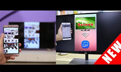 Screen Mirroring to TV for Android - Free download and