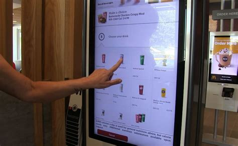 New Ottumwa McDonald's features upgraded technology for