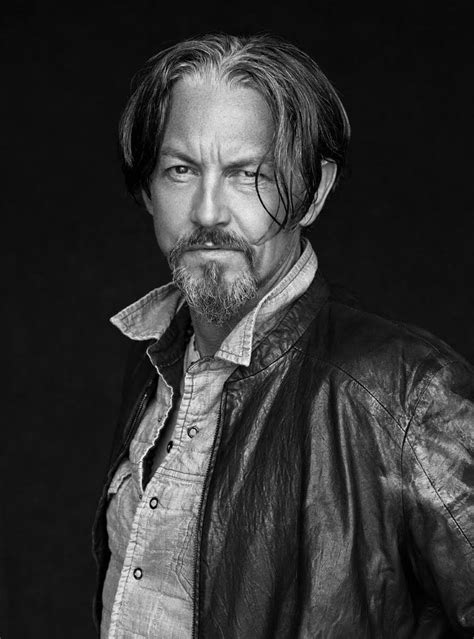 Tommy Flanagan talks 'Sons of Anarchy,' motorcycling