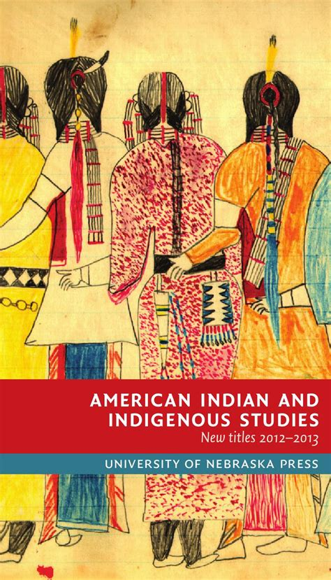 2012-13 American Indian and Indigenous Studies Catalog by