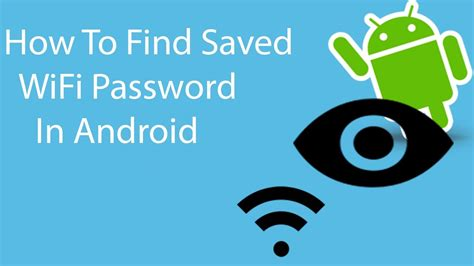 How to view saved Wi-Fi Passwords on Android   Tricks4Me