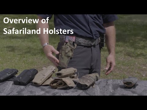 Best Drop Leg (Thigh) Holsters of 2019 | Full Buyer's