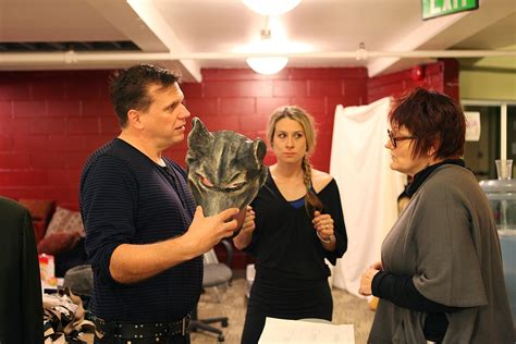 Photos: Making Costumes For Cygnet's 'Cabaret' | KPBS