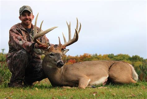 Wisconsin Has a New Record Whitetail Buck | OutdoorHub