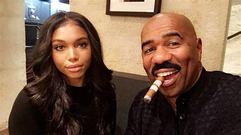 Comedian and Motivational Powerhouse Steve Harvey and his