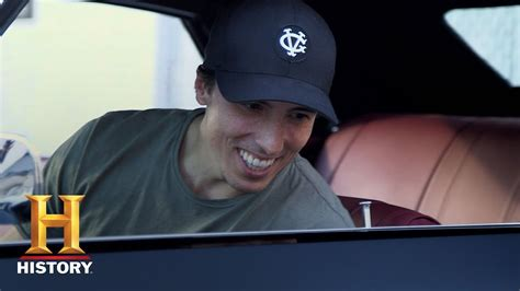 Counting Cars: Marc-André Fleury Gets a Classic Chevelle