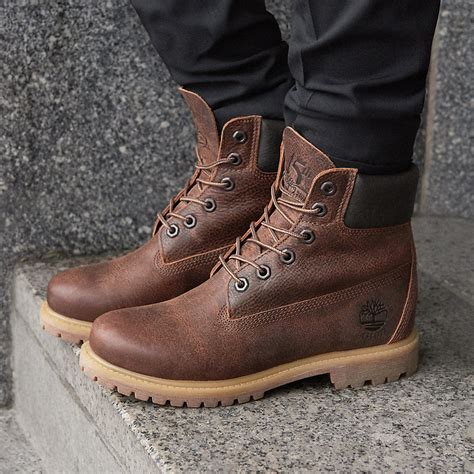 Brown Timberland 45TH Anniversary 6 Inch Wholesale - Cheap