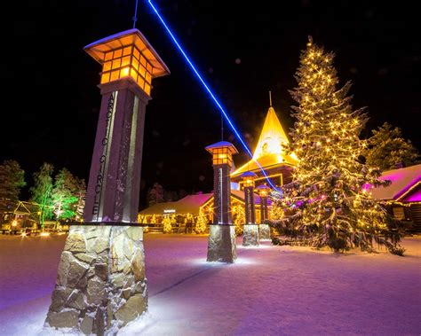 Spending Christmas In Lapland Finland: Everything You Need