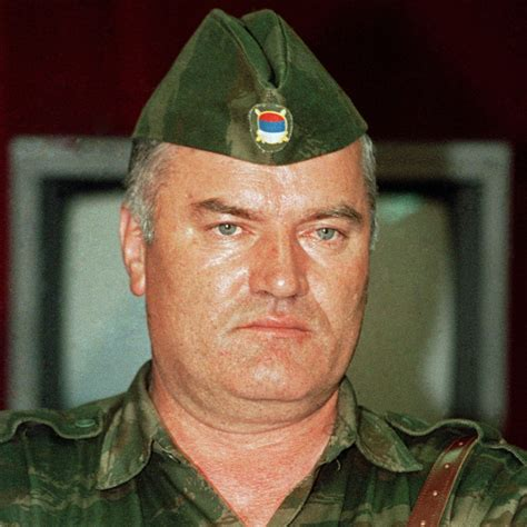 Grim Reading: The Mladic Indictment : The Two-Way : NPR