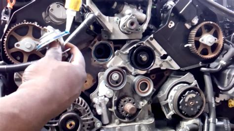 Audi 2 4i Thermostat Removal and Installation - YouTube